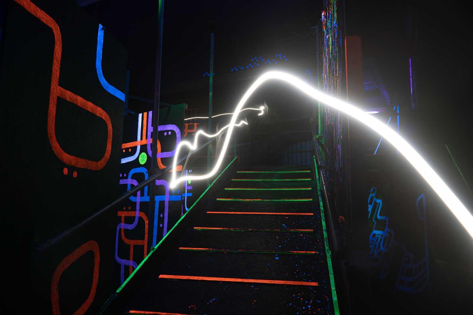 Laserquest arena 13