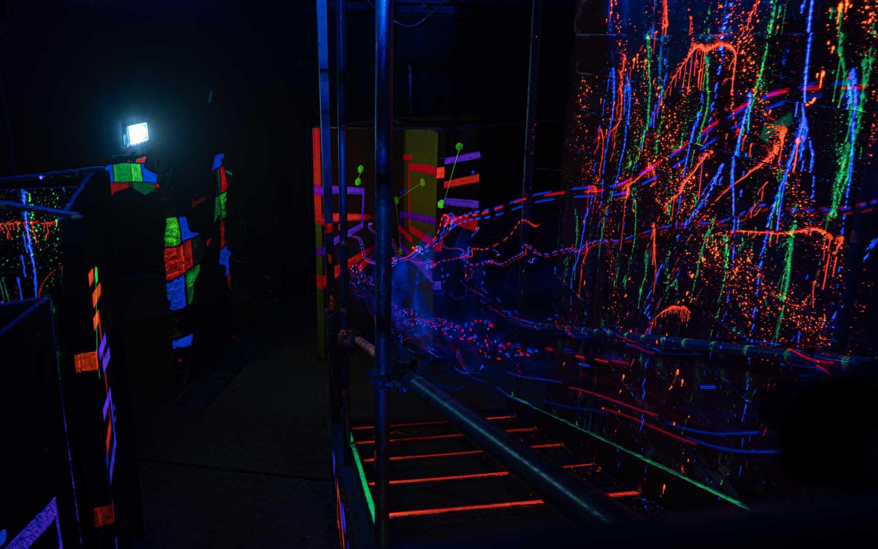 Laserquest arena 2