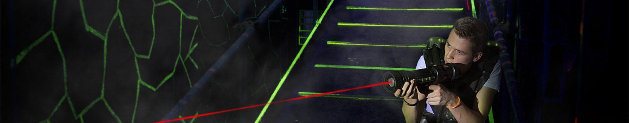 Laserquest arena 14